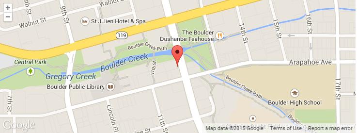 boulder map