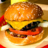 1/4 lb. Charbroiled Hamburger *